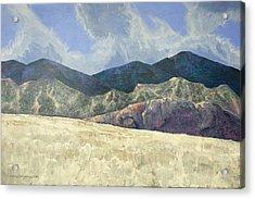 High Meadow Acrylic Print