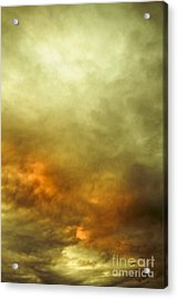 Acrylic Print featuring the photograph High Pressure Skyline by Jorgo Photography - Wall Art Gallery