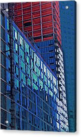 High Rise Acrylic Print by Gillis Cone