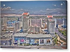 High Roller - Day Acrylic Print