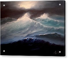 High Seas Acrylic Print