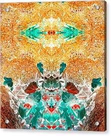 Higher Self Acrylic Print