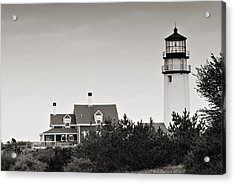 Highland Light At Cape Cod Acrylic Print