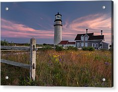 Highland Light Cape Cod 2015 Acrylic Print