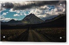 Highlands Acrylic Print by Tor-Ivar Naess