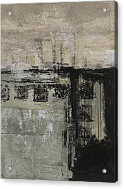 Highs And Lows Acrylic Print by Lorraine Lawson