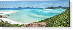 Hill Inlet Lookout Acrylic Print