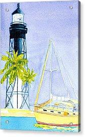 Hillsboro Inlet Acrylic Print