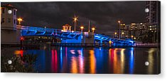 Hillsborough River Acrylic Print
