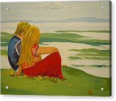 Hillside Romance Acrylic Print