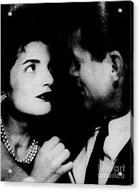 Him And Her Acrylic Print by Marsha Heiken