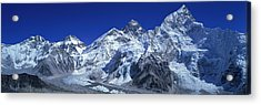 Himalaya Mountains, Nepal Acrylic Print by Panoramic Images