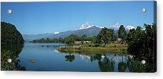 Himalayan Panorama Acrylic Print