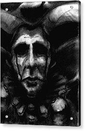Hindsight Acrylic Print by Ian MacQueen