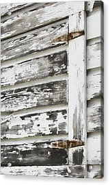 Hinges Acrylic Print by JAMART Photography
