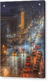 Hippodrome Theatre - Baltimore Acrylic Print