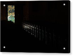 Acrylic Print featuring the photograph His Power by Al Swasey