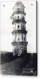 Historic Asian Tower Building Acrylic Print