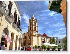 Historic Camaguey Cuba Prints 3 Acrylic Print