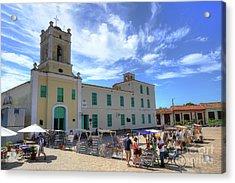 Historic Camaguey Cuba Prints Acrylic Print
