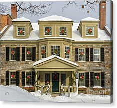 Historic Holidays Acrylic Print