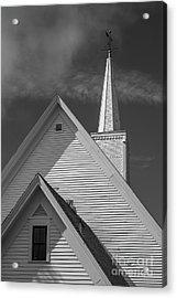 Historic Long River Church Avonlea Village Pei Acrylic Print