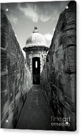 Historic San Juan Acrylic Print by Perry Webster