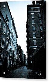 Historic Walk Acrylic Print by Mark Highfield