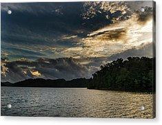Hiwassee Lake From Hanging Dog Recreation Area Acrylic Print