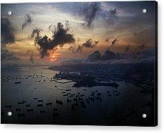 HK Acrylic Print