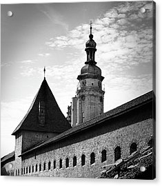Hlyniany Gate. Lviv, 2011. Acrylic Print