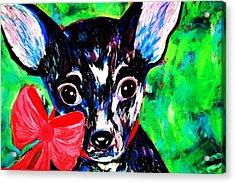Ho Ho Ho Acrylic Print