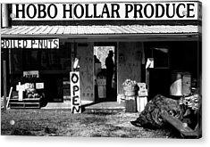 Hobo Hollar Produce Acrylic Print