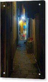 Hoi An Alleyway Acrylic Print