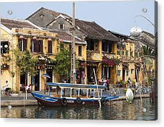 Hoi An Ancient Town Acrylic Print