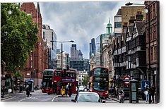 Holborn - London Acrylic Print