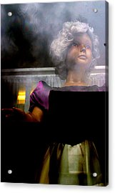 Hold On Acrylic Print by Jez C Self