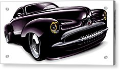 Holden Concept Car Acrylic Print by Brian Gibbs