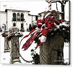 Holiday Home Acrylic Print
