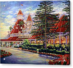 Holiday Hotel 2 Acrylic Print
