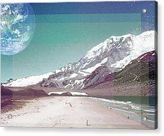 Holiday Acrylic Print by Kathryn Cloniger-Kirk