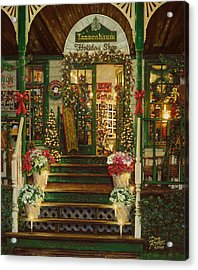 Holiday Treasured Acrylic Print
