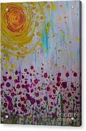 Hollynation Acrylic Print