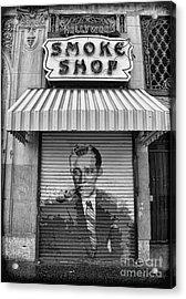 Hollywood Smoke Shop Acrylic Print