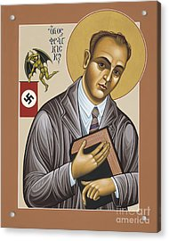 Holy Blessed Martyr Franz Jagerstatter 049 Acrylic Print