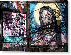 Holy Chile Acrylic Print