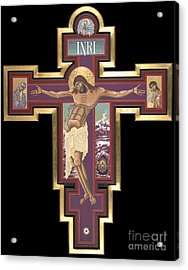 Holy Cross Of The New Advent 162 Acrylic Print