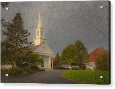 Holy Cross Parish Church Acrylic Print