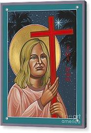 Holy New Martyr Jean Donovan 155 Acrylic Print
