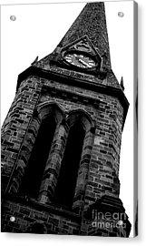 Holy Sunday  Acrylic Print by Samantha  Backhaus
